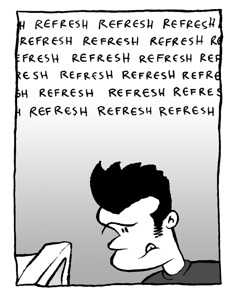 SOUND EFFECT: Refresh. Refresh. Refresh. Refresh. Refresh. Refresh. Refresh. Refresh. Refresh. Refresh. Refresh. Refresh. Refresh. Refresh. Refresh. Refresh. Refresh. Refresh.