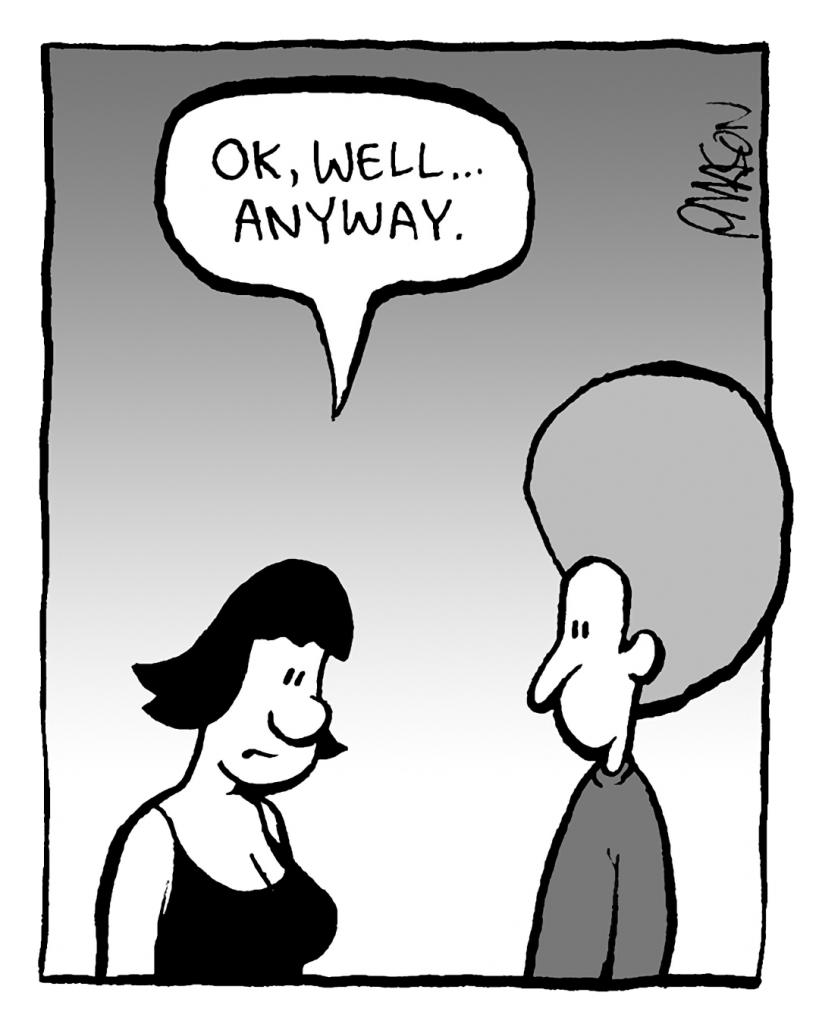CHRISTINA: OK, well... anyway.